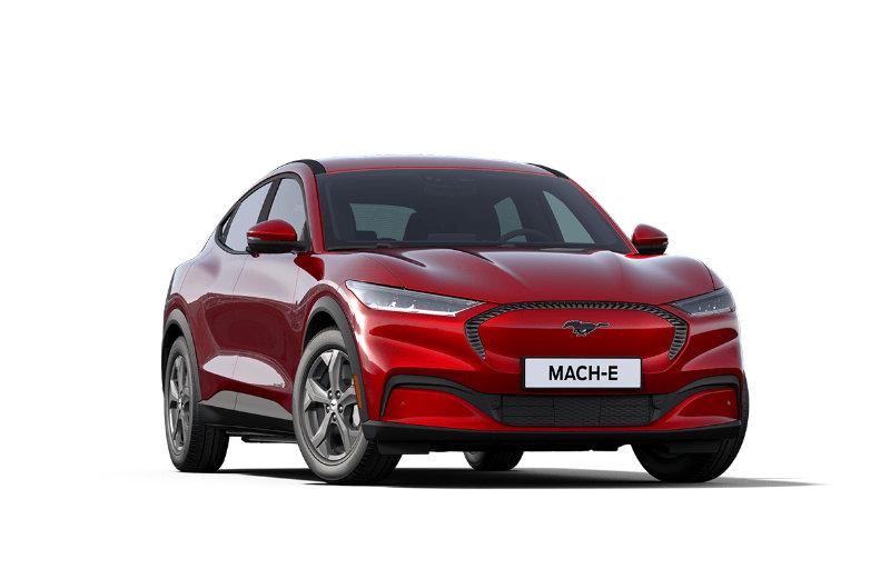 Deler og tilbehør Mustang Mach-E