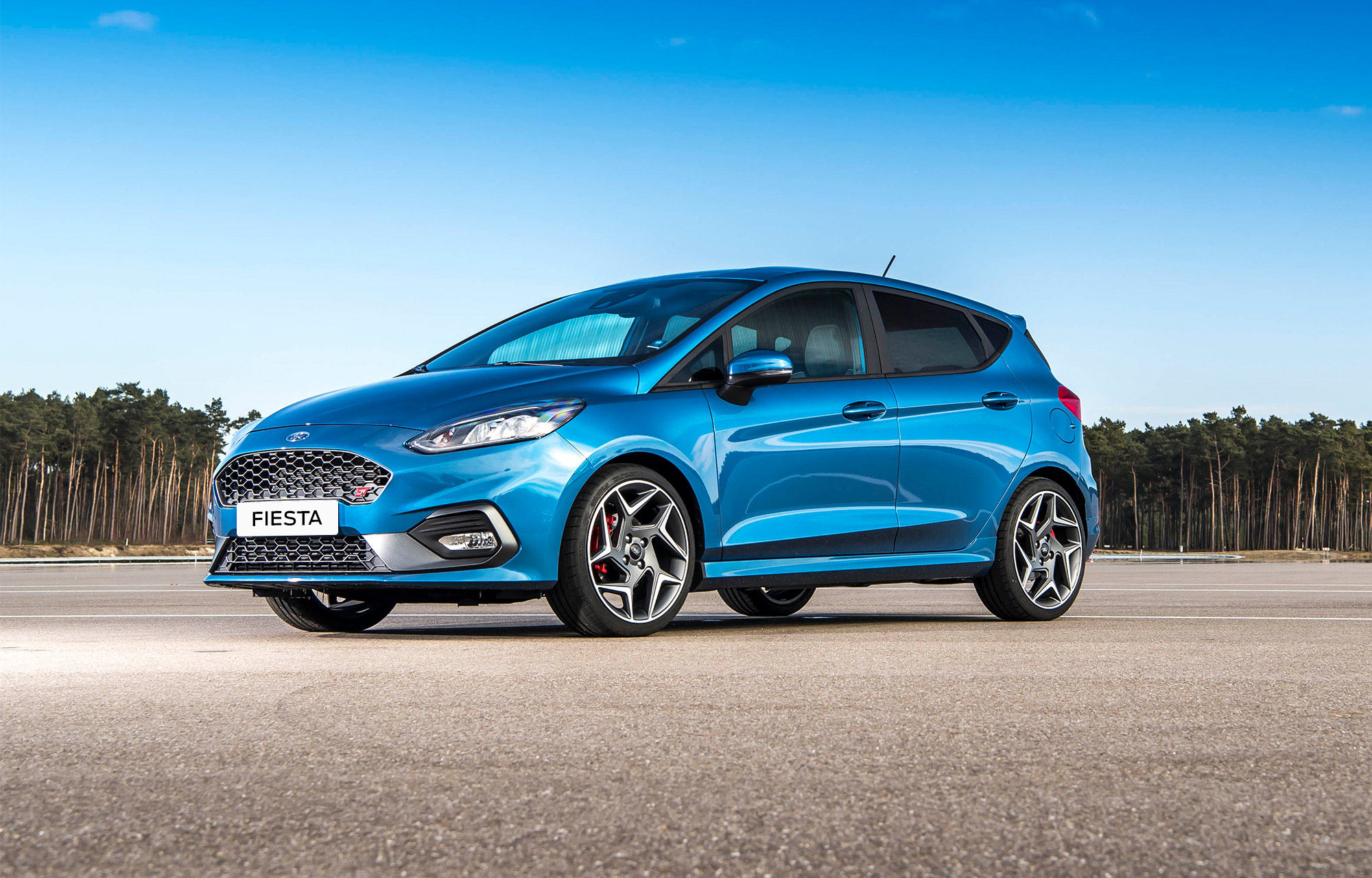 ford fiesta st to join nz ford performance line up in 2019. Black Bedroom Furniture Sets. Home Design Ideas