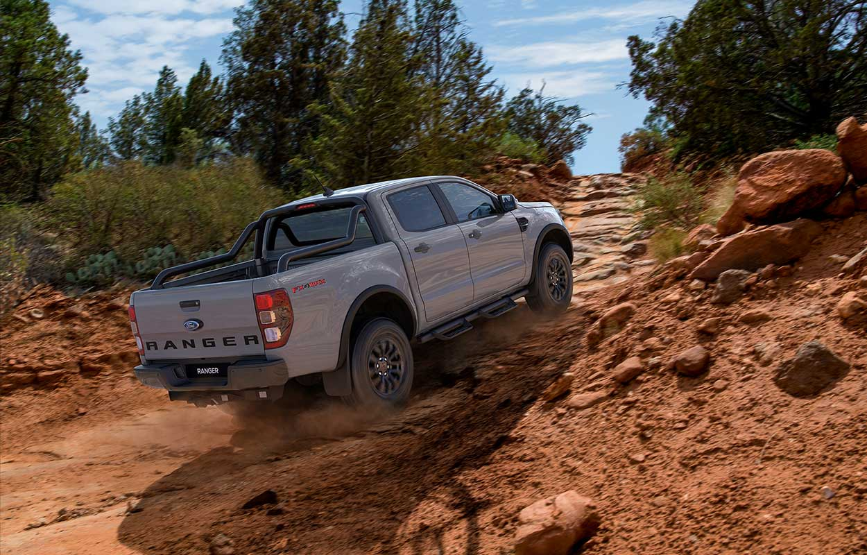 Ford Ranger FX4 | Advanced FOX Shocks