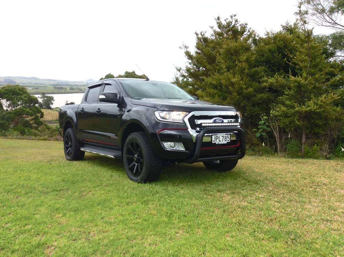 DDargaville Ford West Coast Edition Ford Ranger