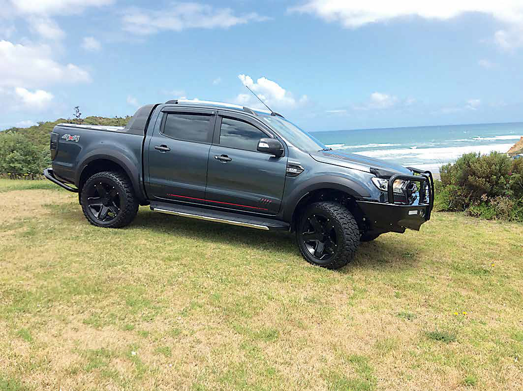 Dargaviile Ford West Coast Edition Ranger