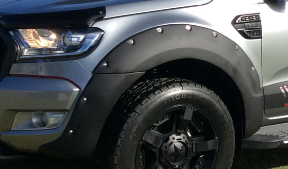 Dargaville Ford West Coast Edition Ranger Accessories