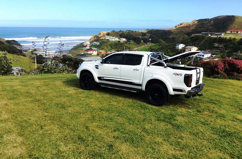 Dargaville Ford West Coast Edition Ford Ranger