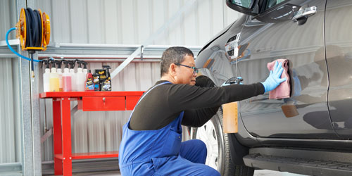 Tyres- free wheel alignment with 4 fitted new tyres