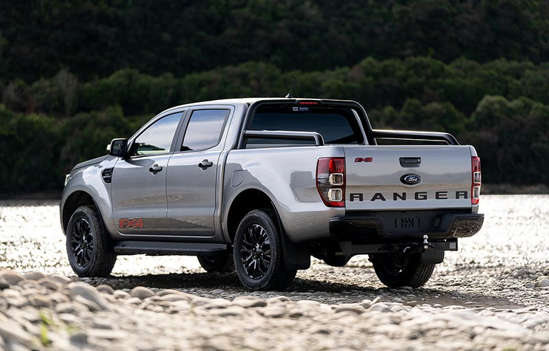 Ford Ranger FX4 at Grey Ford in Greymouth