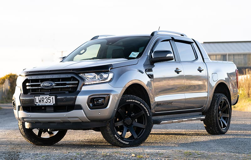 Ford Ranger Wildtrak at Grey Ford in Greymouth
