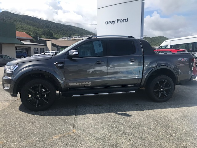 Ford Ranger Wildtrak X at Grey Ford in Greymouth