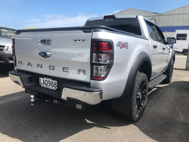 Ford Ranger XLT at Grey Ford in Greymouth