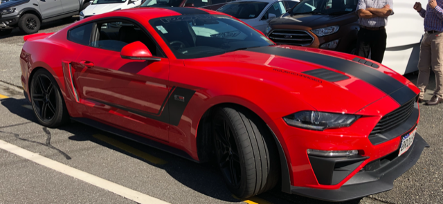 [STAGE 3 ROUSH MUSTANG]