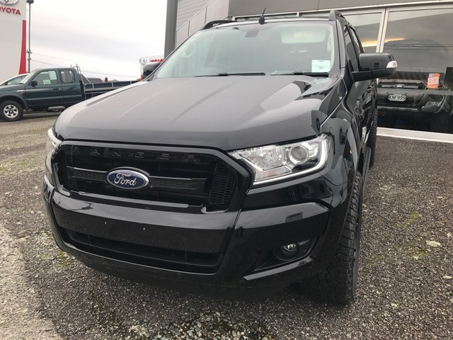 Ford Ranger Special Edition FX4 at Grey Ford Greymouth