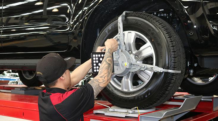 AHG Tyre Centre | Henderson