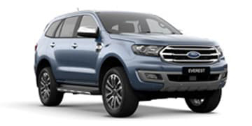 Ford Everest Accessories