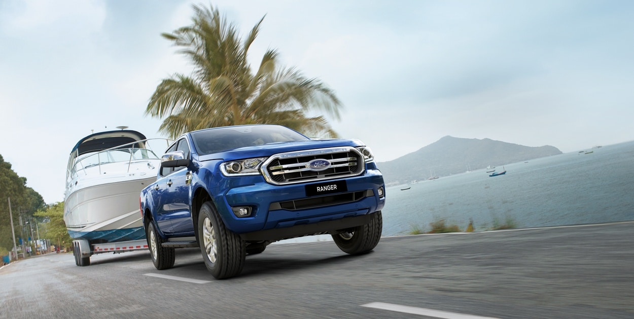 The Ford Ranger. Tough Done Smarter. NZ's top selling Ute since 2015