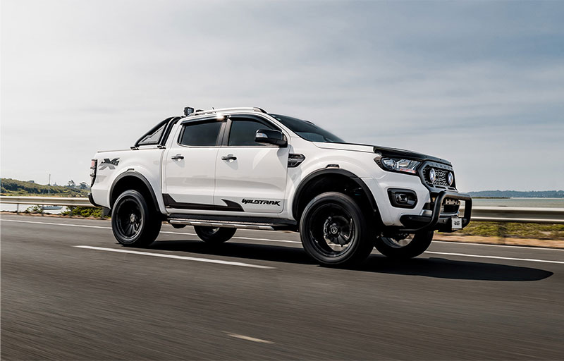 Armor X Ford Wildtrak Special Edition