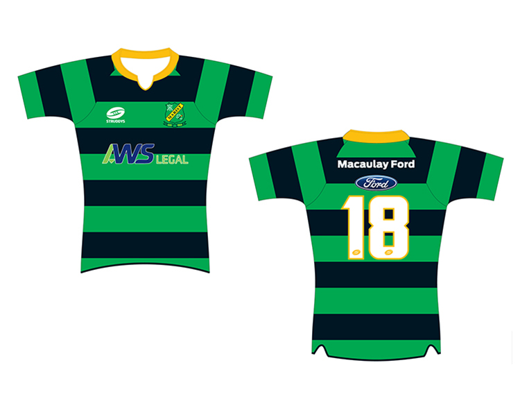 Macaulay Ford proudly sponsoring Marist Rugby Football Club
