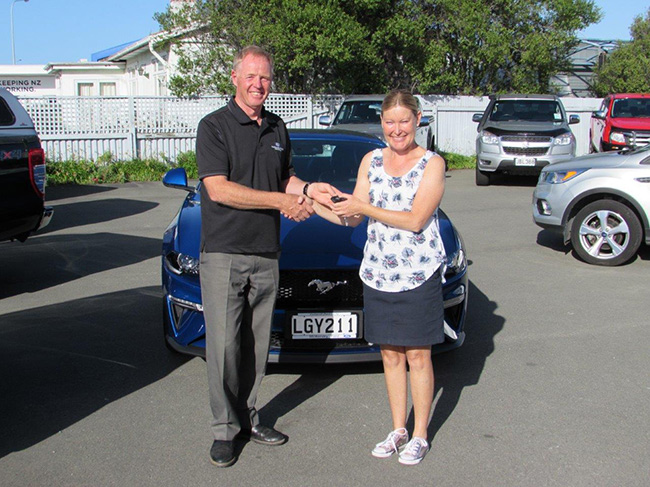 McKendry Ford happy customer