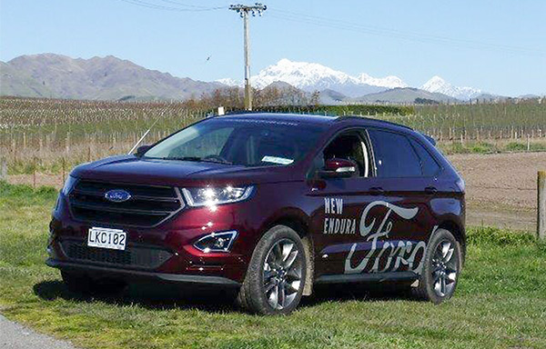 Ford Endura ST Line McKendry Ford Blenheim Marlborough