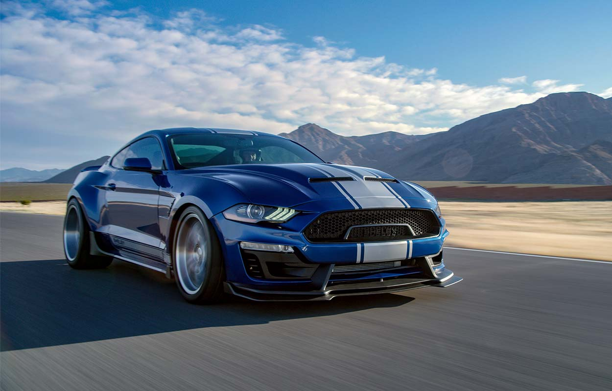 Shelby GT Mustang | North Harbour Ford Auckland