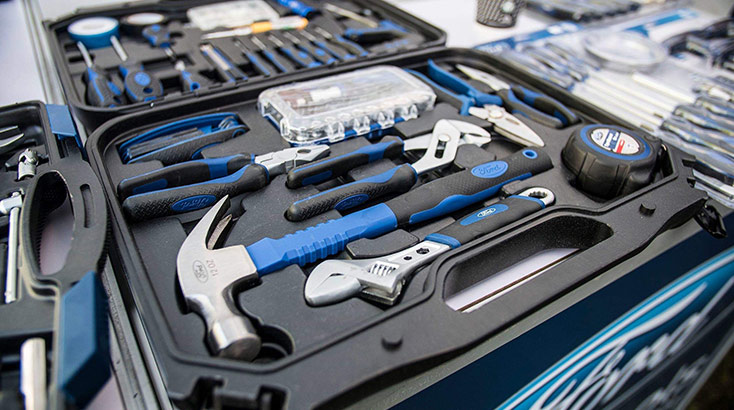 Ocean Ford   Ford Tools Authorised Distributor in Whakatane