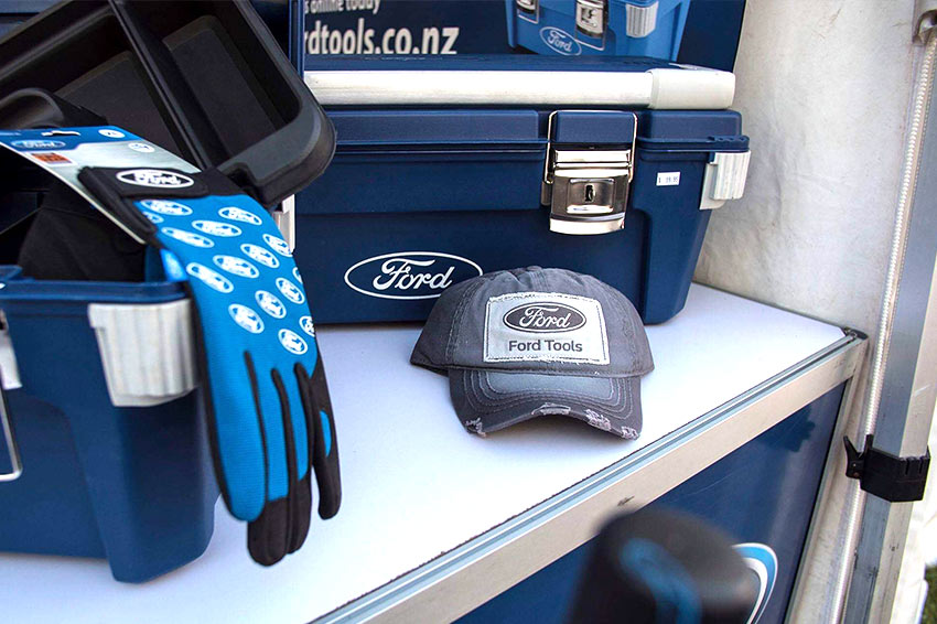 Ocean Ford | Ford Tools Authorised Distributor in Whakatane