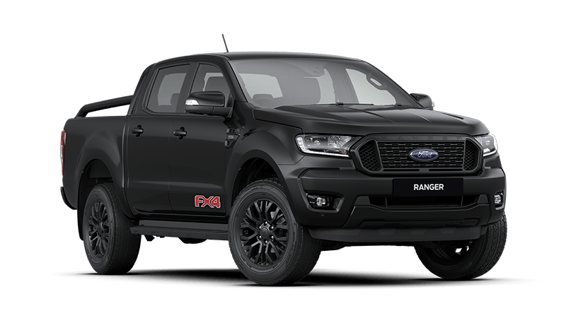 Ford Everest Titanium Offers