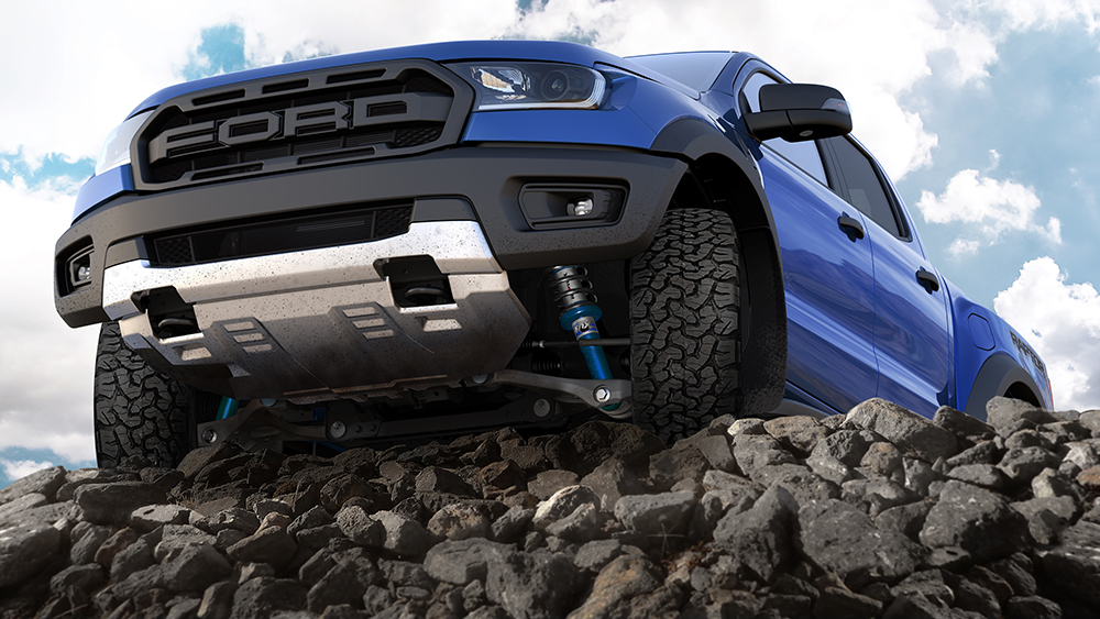 Raptor Suspension