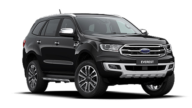 Ford Everest - Petrol