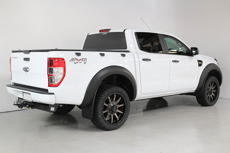 Ford Ranger Frozen White 159