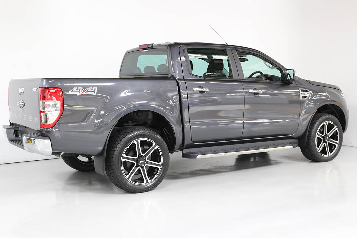 Ford Ranger Metro Grey 164