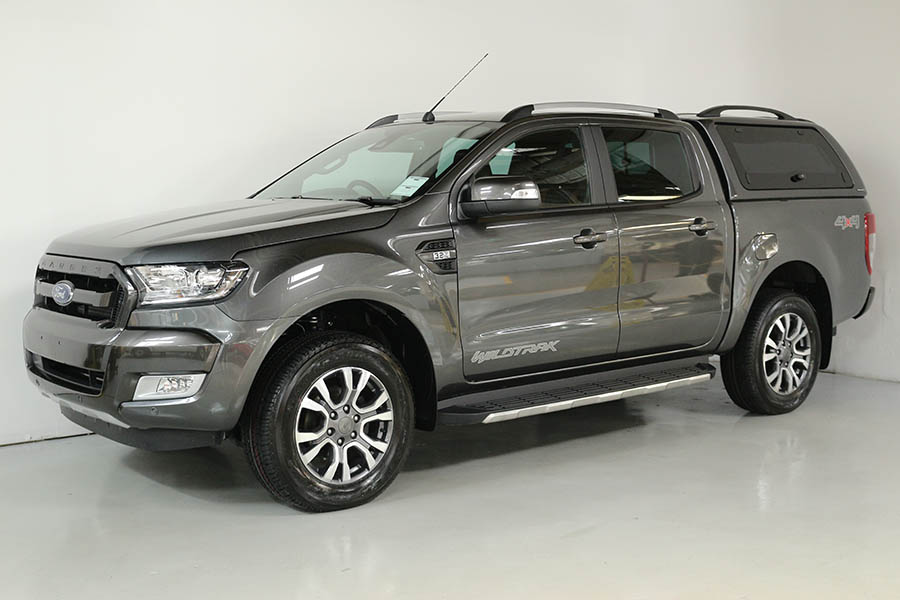 Team Hutchinson Ford Ranger Magnetic 204