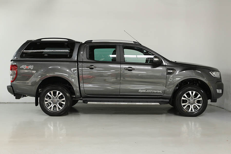 Team Hutchinson Ford Ranger Magnetic 206