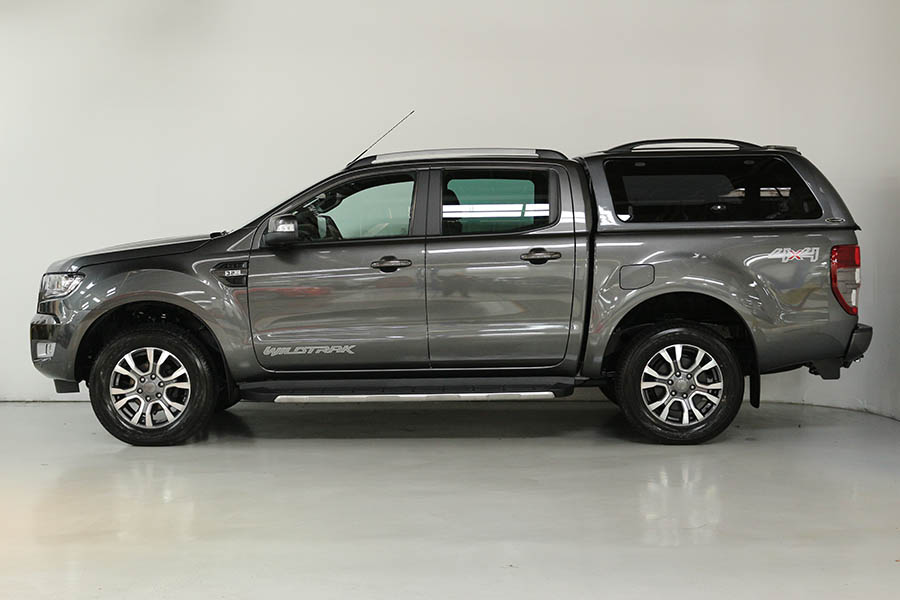 Team Hutchinson Ford Ranger Magnetic 208