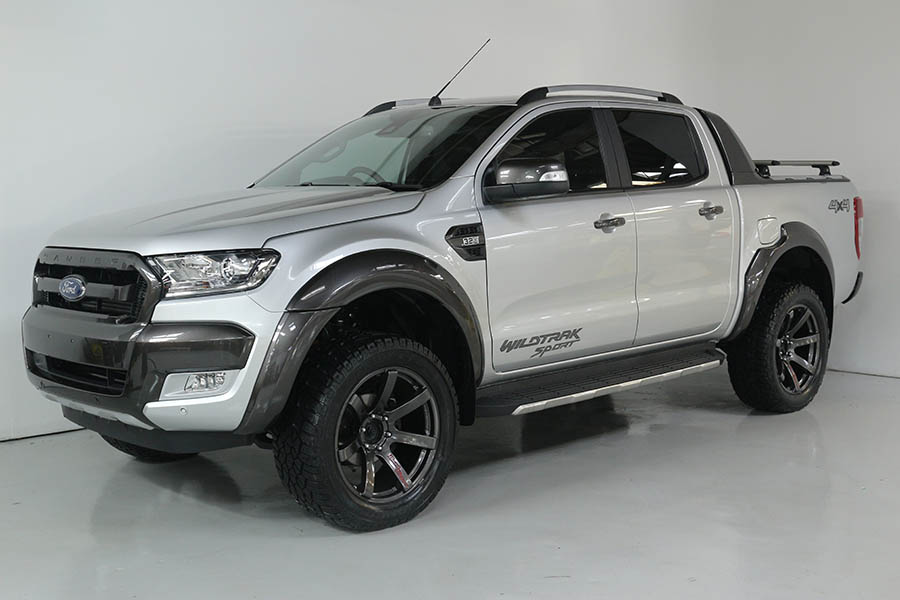 Team Hutchinson Ford Ranger Wildtrak Sport 240