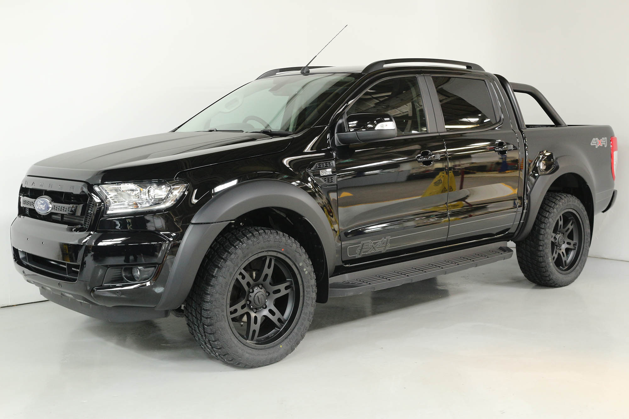 Team Hutchinson Ford Ranger FX4 265