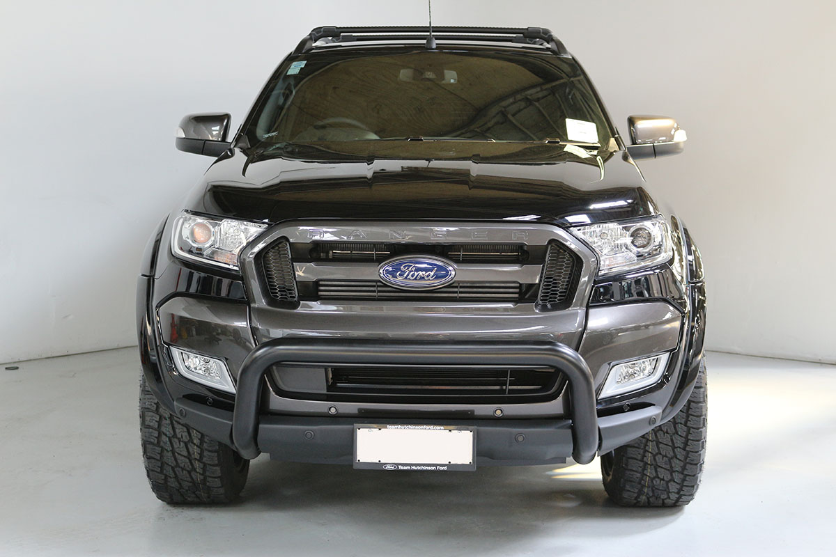 Team Hutchinson Ford Ranger Wildtrak Shadow Black 278