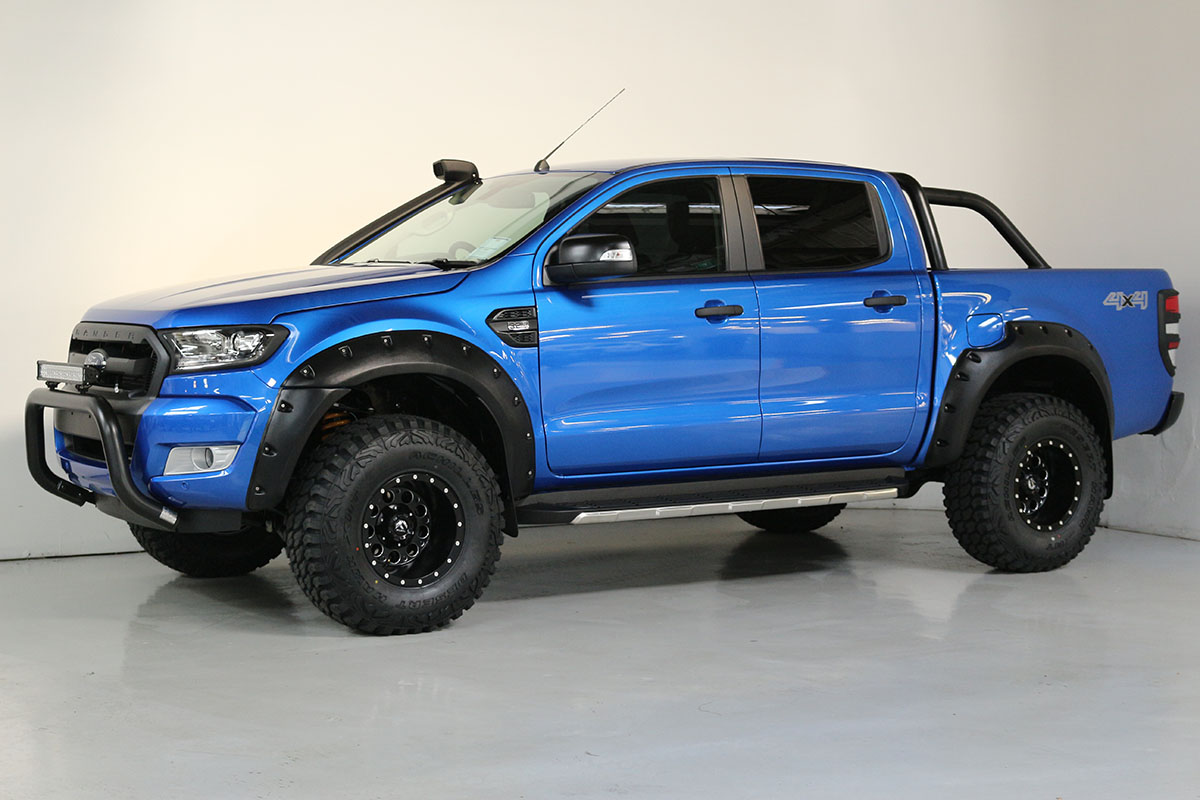Team Hutchinson Ford Ranger Winning Blue 294