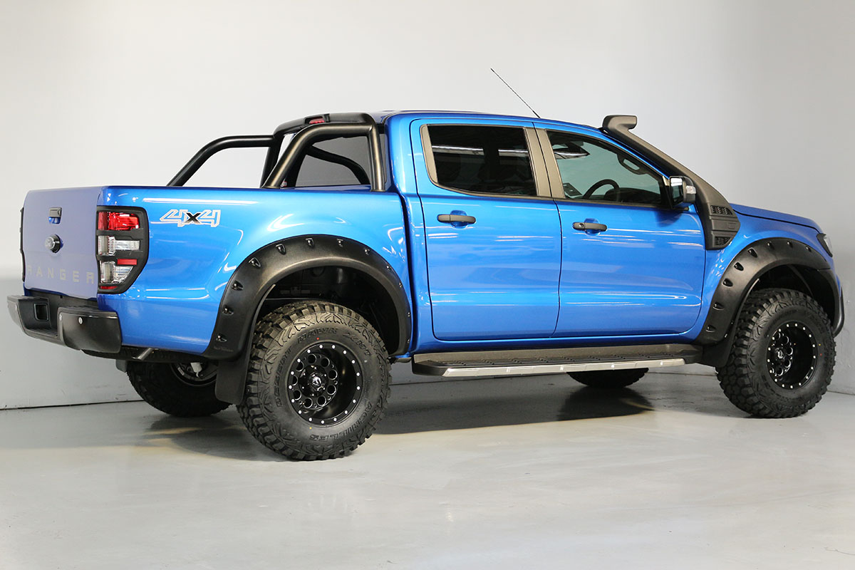 Team Hutchinson Ford Ranger Winning Blue 297