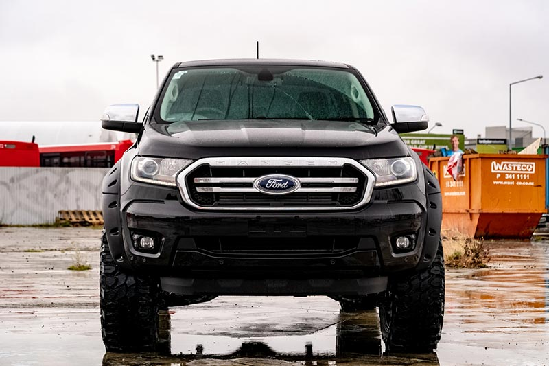 Ford Ranger XLT Big Foot 2 | Team Hutchinson Ford Christchurch