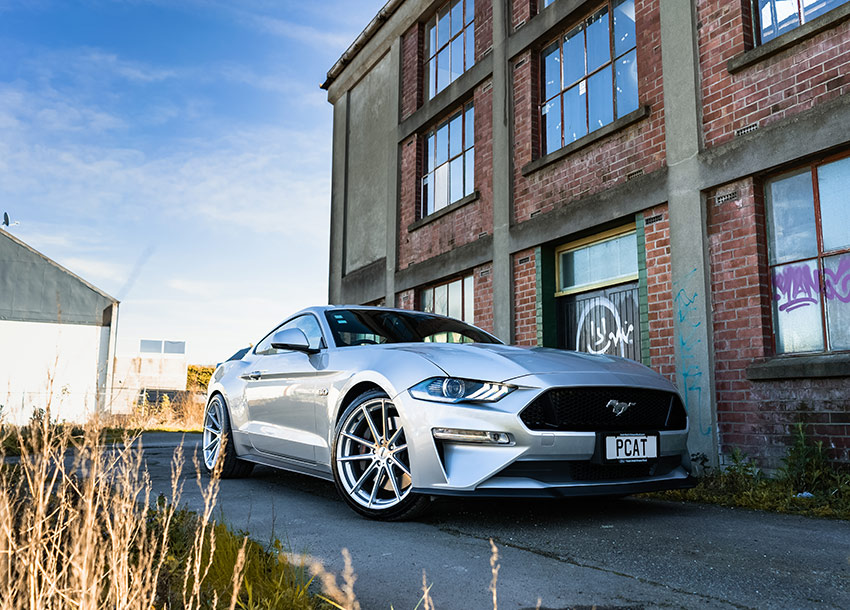 Team Hutchinson Ford - New Zealand's only Roush and Ford Dealer