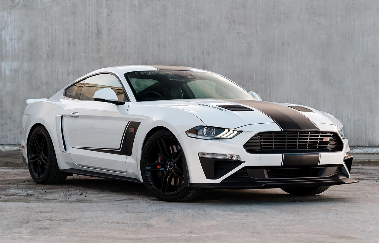 Ford Roush Mustang RS3