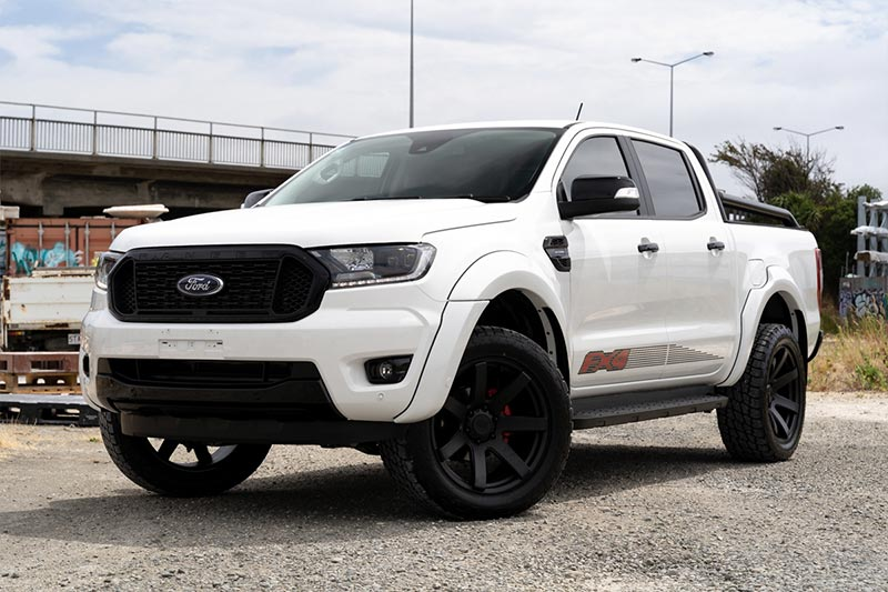 Ford Ranger FX4 Sport Arctic White| Team Hutchinson Ford Christchurch