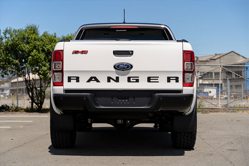 Ford Ranger FX4 Sport Arctic White | Team Hutchinson Ford Christchurch
