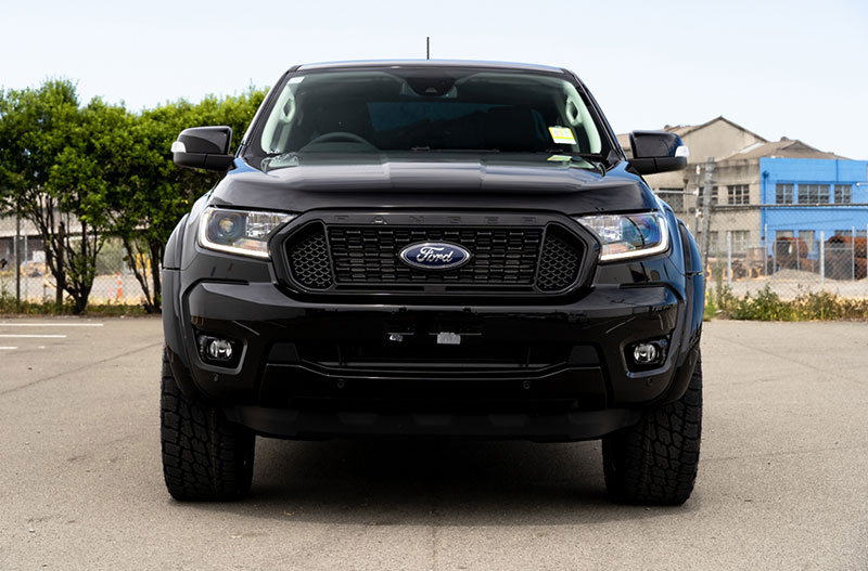 Ford Ranger FX4 Sport Shadow Black | Team Hutchinson Ford Christchurch