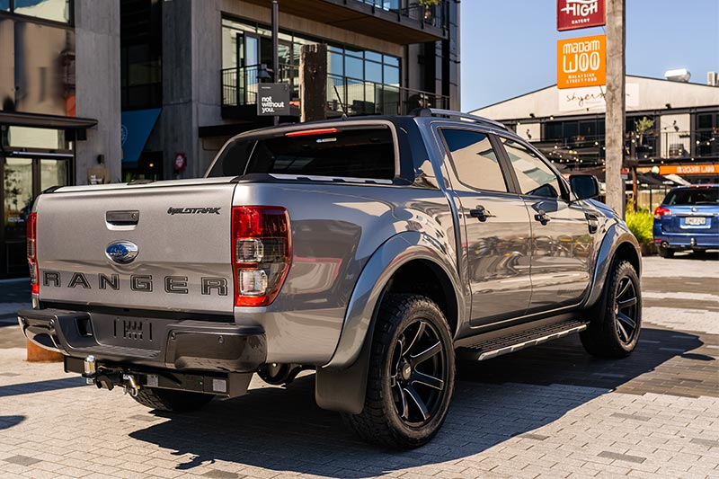 FFord Ranger Wildtrak Sport Aluminium Silver | Team Hutchinson Ford Christchurch
