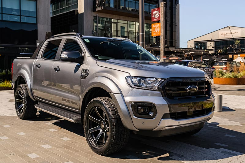 Ford Ranger Wildtrak Sport Aluminium Silver | Team Hutchinson Ford Christchurch