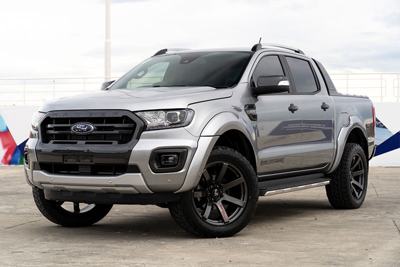 Ford Ranger Wildtrak Sport Aluminium Silver| Team Hutchinson Ford Christchurch