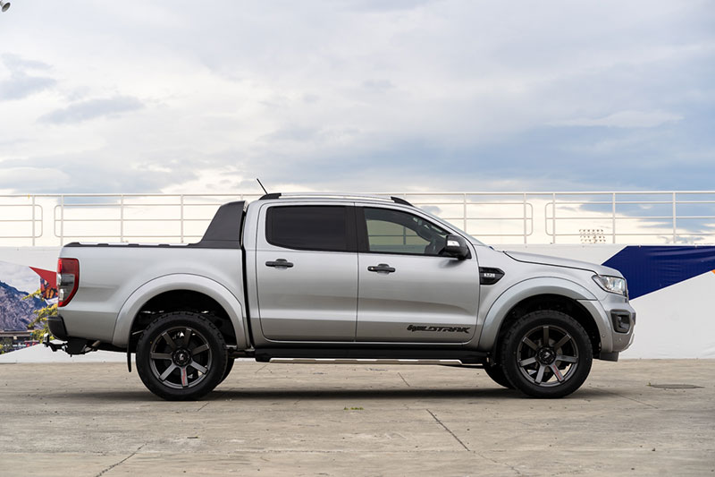 Ford RangerWildtrak Sport Aluminium Silver | Team Hutchinson Ford Christchurch