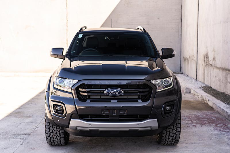 Ford Ranger Wildtrak Sport Meteor Grey | Team Hutchinson Ford Christchurch