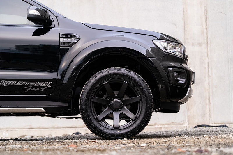 Ford Ranger Wildtrak Sport Shadow Black | Team Hutchinson Ford Christchurch