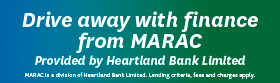 Drive away with finance from MARAC